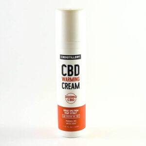 CBD Broad Spectrum Warming Cream 300mg