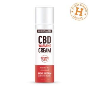 CBD Broad Spectrum Warming Cream 300mg