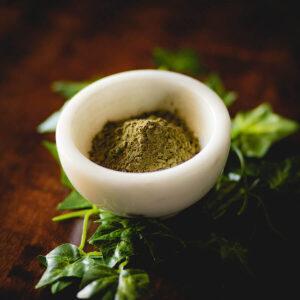 Green Hirsuta